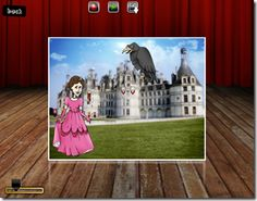 Online Puppet Show - Using this iPad app students can re-tell common stories or create their own.