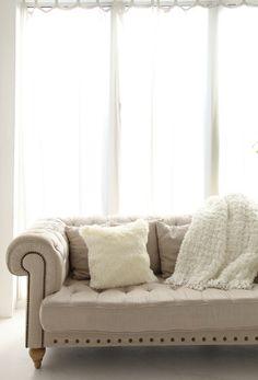 Pretty sofa stile