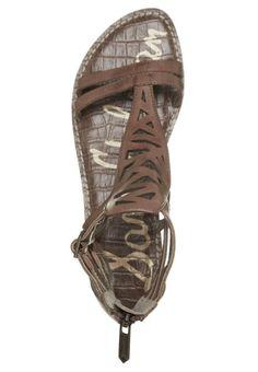 a2884716fb05 GEORGIA - Sandalen met enkelbandjes - saddle