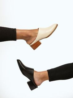 Miriam Mule Shoes #shoe