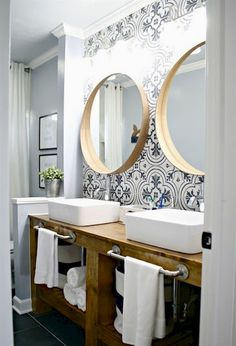 A small bathroom remodel can be deceptive. Worry too much and you may be delightfully surprised that you pulled it off with such ease. Underthink it and you may get bitten in the end. Small bathroom…MoreMore #RemodelingGuide