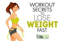 10 Workout Secrets to Lose Weight Fast