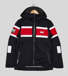 Helly Hansen Salt Winter Jacket - find out more on our site. Find the freshest in trainers and clothing online now.