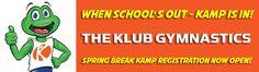 Signed up for Spring Break Kamp yet?  Get started:   #TheKlubGymnastics #KlubGymnastics #Frogtown #gymnastics #kidsactivities #stufftodowithkids #atwater #silverlake #losfeliz #echopark #nela #dtla #losangeles #la #hollywood #theklubgym #lausd #gymnasticscamp #camp #camps #kidscamp #kidscamps #momlife #dadlife