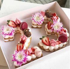 Tortas de Cumpleaños para Mujeres Adultas Golosas | TORTAS DECORADAS