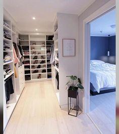 Best Apartment Closet Decor Walk In 23 Ideas Bedroom Closet Design, Master Bedroom Closet, Bedroom Decor, Master Bedroom Plans, Bedroom Closets, Dream Closets, Dream Rooms, Dream Home Design, Home Interior Design