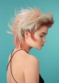 Edinburgh Photography, Uk Hairstyles, Jason Miller, Avant Garde Hair, Wavy Hair, Hair Cuts, Hair Color, Hairstyle Ideas, Hair Styles