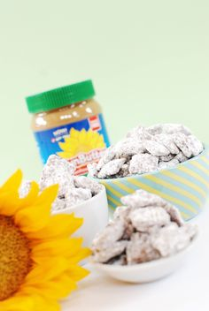 Here's a quick allergy friendly recipe for the next time you're looking for  something sweet. This SunButter puppy chow is free of the top 8 allergens,  so it can be a great go-to for families with food allergies. Sometimes  families without food allergies are looking for allergy friendly treats