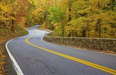 Storm King Highway, Cornwall On Hudson, NY by Christopher Wisker