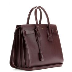 mytheresa.com - Sac De Jour Small leather tote - Totes - Bags - Luxury Fashion for Women / Designer clothing, shoes, bags