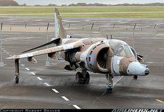 RAF: Hawker Siddeley Harrier GR3