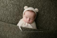 So Dam Cute!!  Newborn Posing Bean Bag
