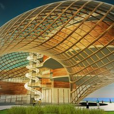"Concept and Feasibility Studies ""Children's Science Pavillon"""