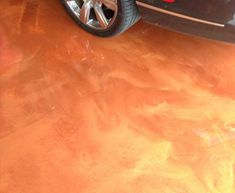 4195 Direct to Concrete Pigmented Epoxy Concrete Garage and Industrial and Commercial Floor Coating and Sealer