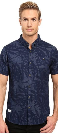 7 Diamonds Waves of Nature Short Sleeve Shirt (Navy) Men's Short Sleeve Button Up - 7 Diamonds, Waves of Nature Short Sleeve Shirt, SMK-5673-410, Apparel Top Short Sleeve Button Up, Short Sleeve Button Up, Top, Apparel, Clothes Clothing, Gift, - Fashion Ideas To Inspire