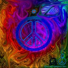 PEACE Hippie Peace, Hippie Love, Hippie Art, Hippie Style, Never See You Again, As You Like, Peace Sign Art, Peace Signs, Give Peace A Chance