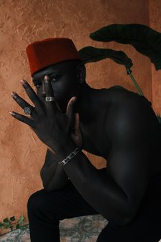 """Artis on Twitter: """"The Chief… """" Black Photography, Portrait Photography, Fashion Photography, Black Boys, Black Men, Black Is Beautiful, Beautiful People, Pretty People, Vintage Black Glamour"""