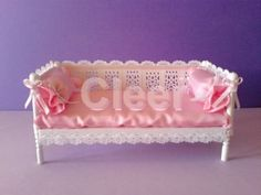 Forum dollhouses and miniatures :: View topic - Tutorial divan