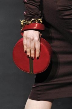 DVF | Fall 2012: Red