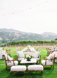 A Winery Wedding in Santa Ynez | Santa Ynez, California Wedding