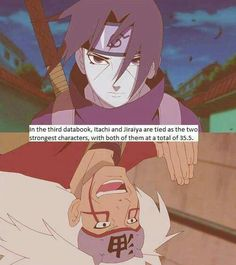 Itachi is legend