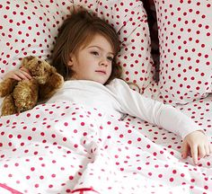Some studies have shown that kids who don't get enough sleep are at higher risk of weight and heart problems. 6 tips to help your child getting the sleep she needs to stay healthy: http://www.parents.com/blogs/food-scoop/2013/06/27/health/why-kids-need-sleep-and-how-parents-can-help/?socsrc=pmmpin130718pttKidsSleep