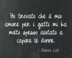 #gatti e #donne This quote courtesy of @Pinstamatic
