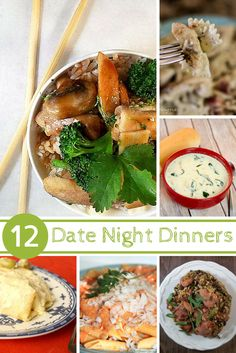 Date Night Dinners--