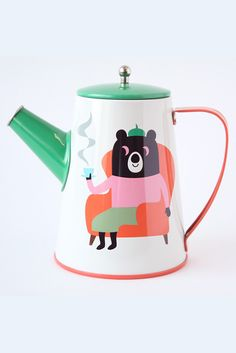 Animal Tin Tea Party Set - Ingela P Arrhenius