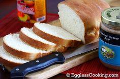 Beginner's White Bread Recipe