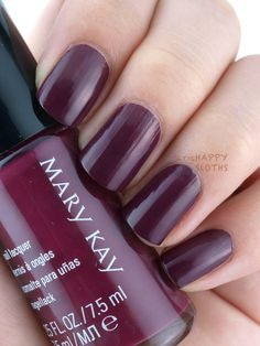 The Happy Sloths: Mary Kay Fall 2015 City Modern Collection Nail Lacquers: Review and Swatches
