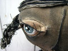 Kinda creepy doll eye tutorial, Russian, but full of pics
