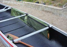 Grumman, Canoe, Restoration, Repair, Painting, Modifying, Pontoons