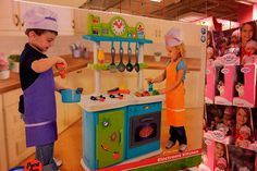 {Coisas legais que vejo por aí} Brincando de casinha #postontheblog #PitangaAmarela #brinquedos #parameninosemeninas #toptoy