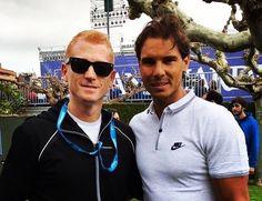 Gracias Martín!  #Tenis #Nadal #Liberman #Mufa #ARG #ESP