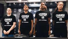 The president of the Minneapolis police union praised the officers and suggested that their colleagues may also decline to work Lynx games.