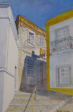 Paintings by Steven Givler: Portugal