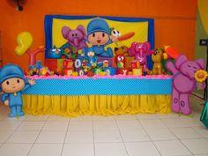 Pocoyo Decorations | Fotos para photo1 decoração pocoyo piratas do caribe pintando o sete ...