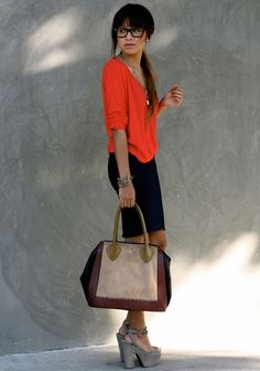 preciousdailyoutfits:    stylish work outfit