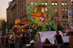 Desfile Paris Parade 2012