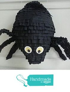 Handmade Spider Party Pinata from Pinata Paradise http://www.amazon.com/dp/B015EGXZVA/ref=hnd_sw_r_pi_dp_ZSfuxb1H6J0SY #handmadeatamazon