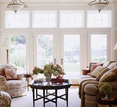 Windows with Perfect Symmetry