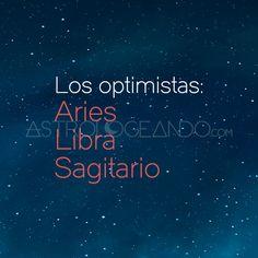 #Aries #Libra #Sagitario #Astrología #Zodiaco #Astrologeando astrologeando.com