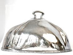 Vintage 1925 #Hotel #Silver Food Meat #Dome The Victor Hugo Hotel #Paris.#frenchGardenHouse.com