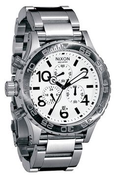 #PerfectWatch:Nixon 'The 42-20 Chrono' Watch available at #Nordstrom