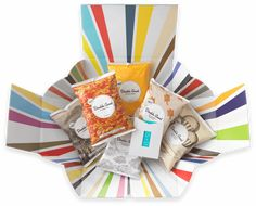 Double Good Gift Box Is Filled With Awesome Popcorn You Order Online Best