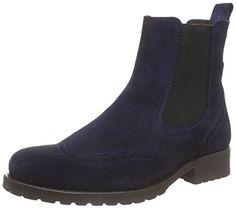 Belmondo 70330102, Damen Chelsea Boots, Blau (marino), 42 EU - http://uhr.haus/belmondo/belmondo-70330102-damen-chelsea-boots-blau-42-eu