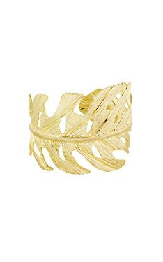 Leaf Me Alone Cuff | 24111 | Lilly Pulitzer