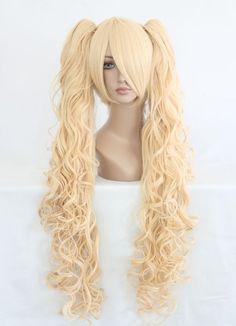 $26.99 (Buy here: https://alitems.com/g/1e8d114494ebda23ff8b16525dc3e8/?i=5&ulp=https%3A%2F%2Fwww.aliexpress.com%2Fitem%2F80cm-Long-Gold-Beautiful-lolita-wig-Anime-Wig%2F790076703.html ) MCOSER 80cm Long Gold Beautiful lolita wig Anime Wig for just $26.99