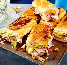Rezept: Kubanische Sandwiches mit Mojo-Schweinebraten   Mutti kocht am besten